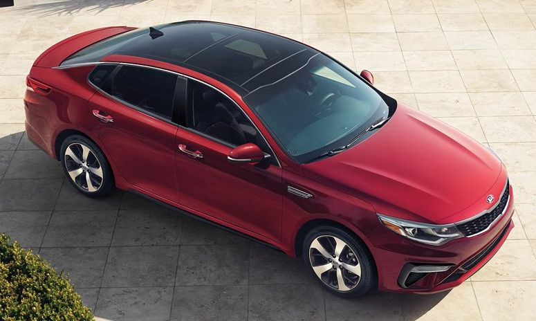 Why Lease the 2019 Kia Optima near New Braunfels, TX?
