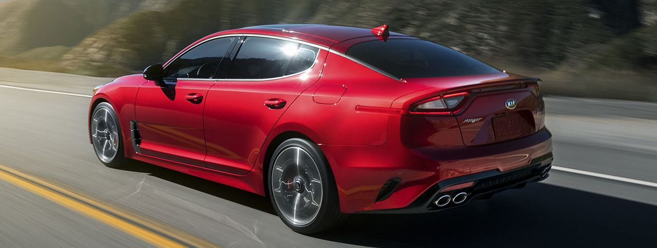 Why Buy the 2018 Kia Stinger near New Braunfels, TX?