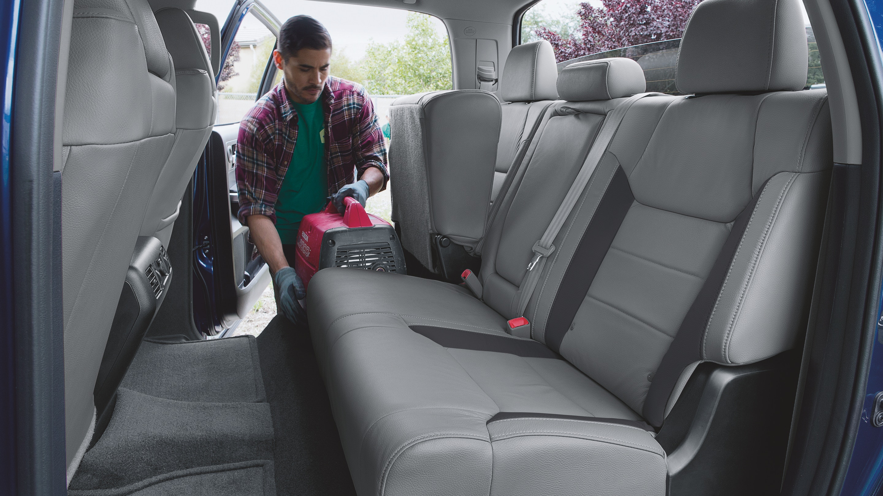 Versatile Seating in the 2019 Toyota Tundra