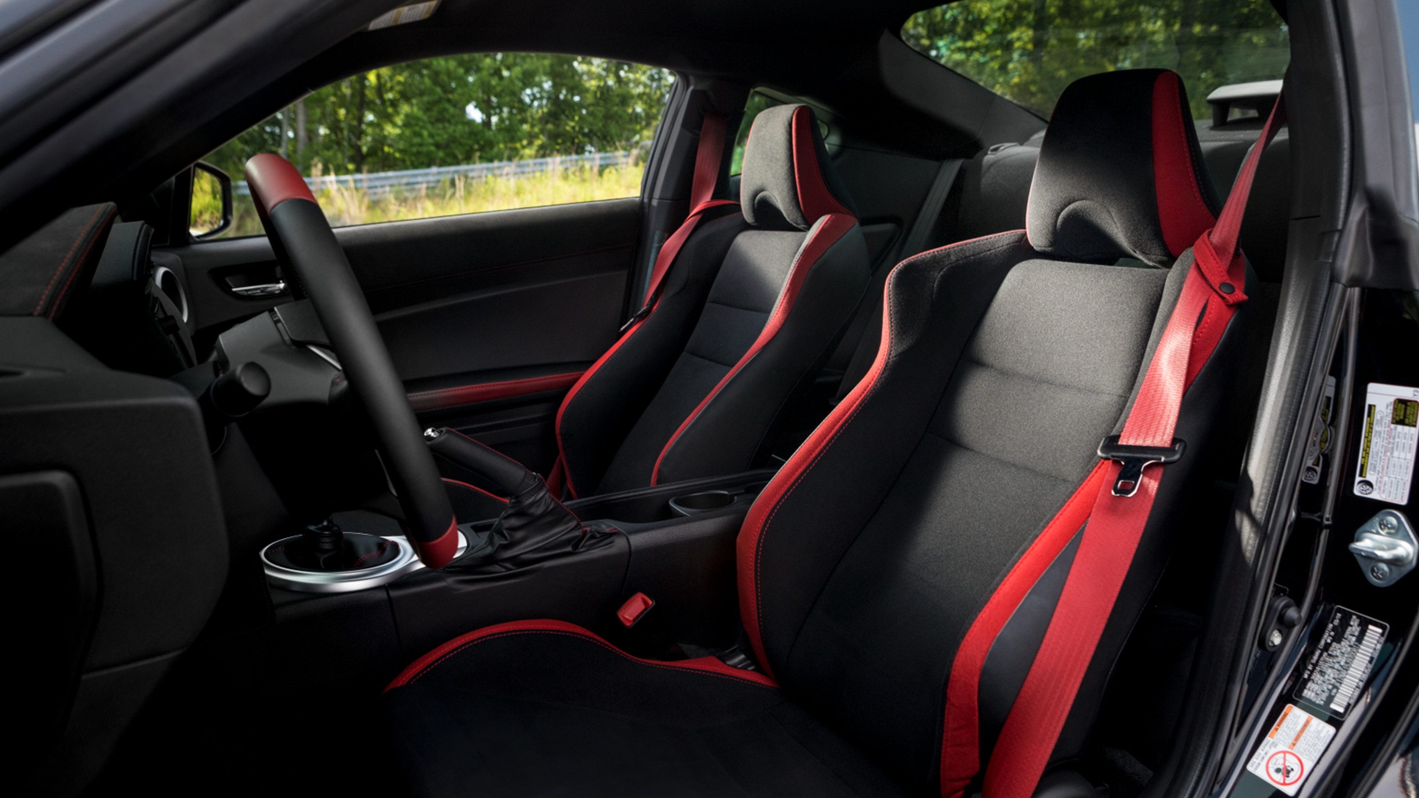 Sporty Seating Options!
