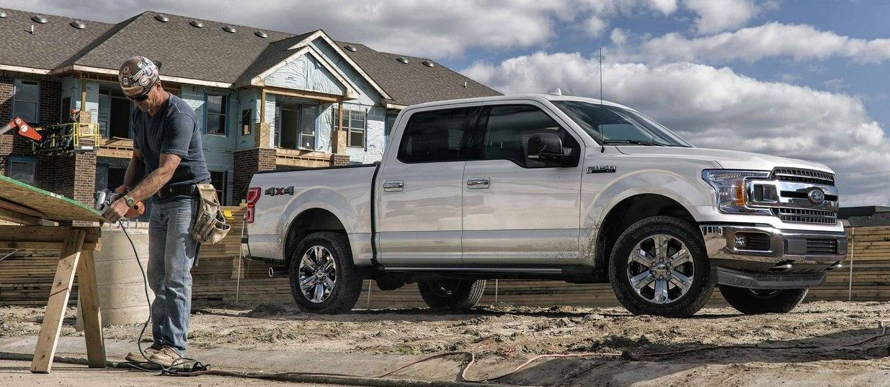2018 Ford F-150 Financing near Carrollton, TX