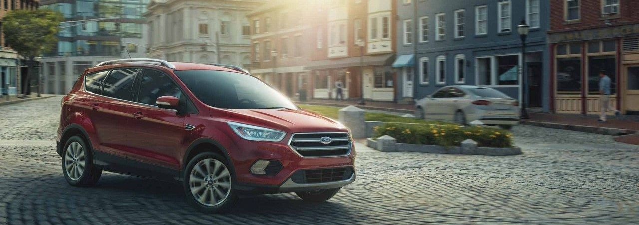 2018 Ford Escape Leasing near Carrollton, TX