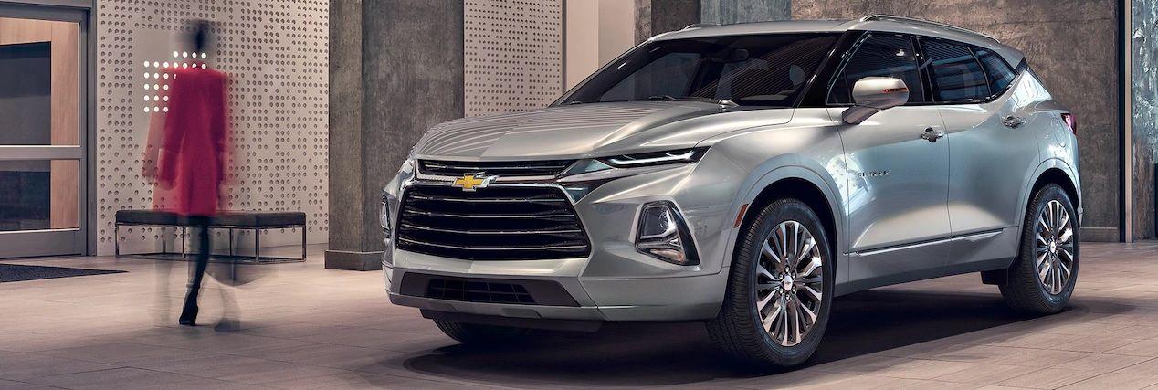 Chevrolet Blazer 2019 próximamente cerca de Escondido, CA