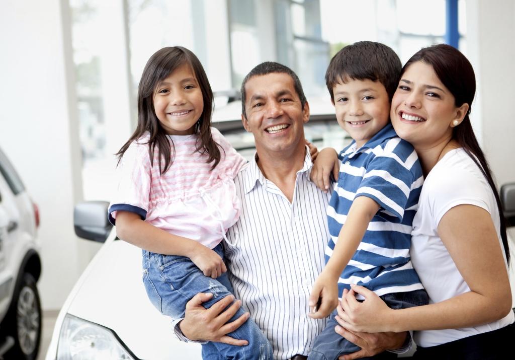 Consigue el auto que tú y tu familia necesitan