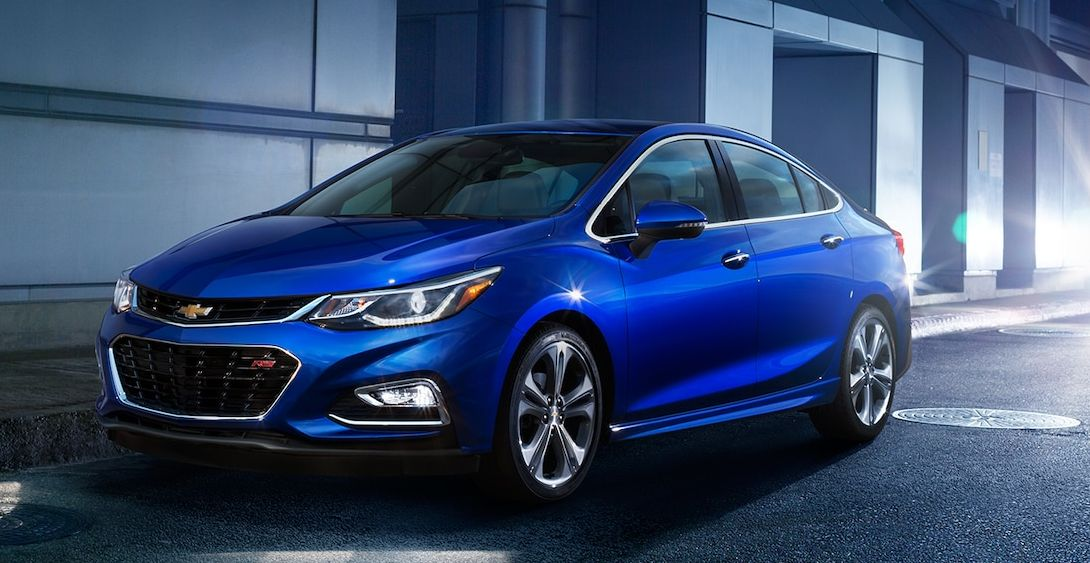 2018 Chevrolet Cruze Leasing near Oak Lawn, IL