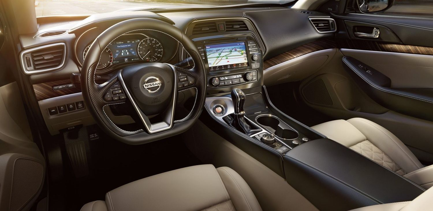 Enjoy Your Time in the Nissan Maxima!