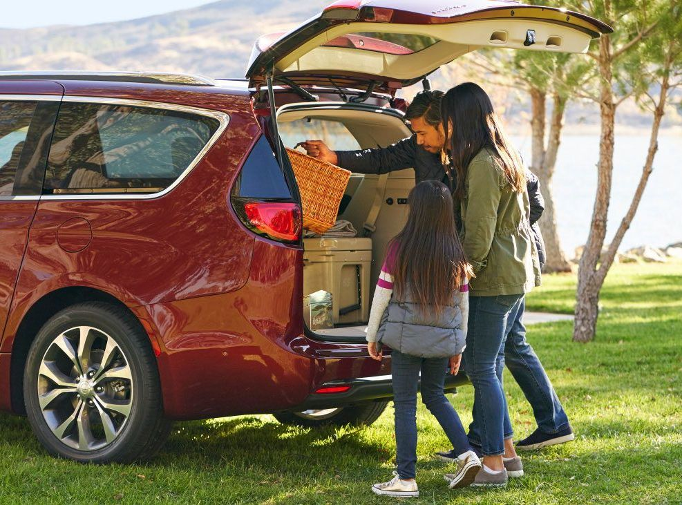 2019 Chrysler Pacifica for Sale near Choctaw, OK