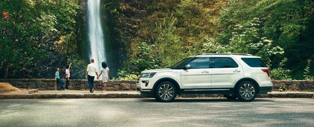 2018 Ford Explorer Leasing near Carrollton, TX