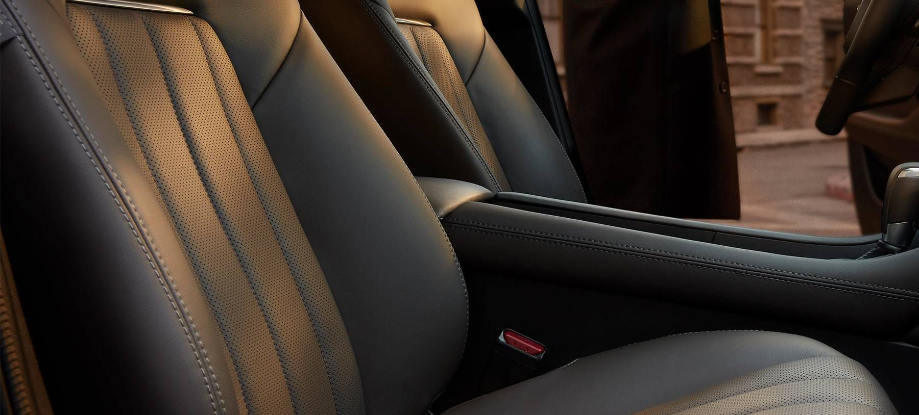Plush Seating in the Mazda6