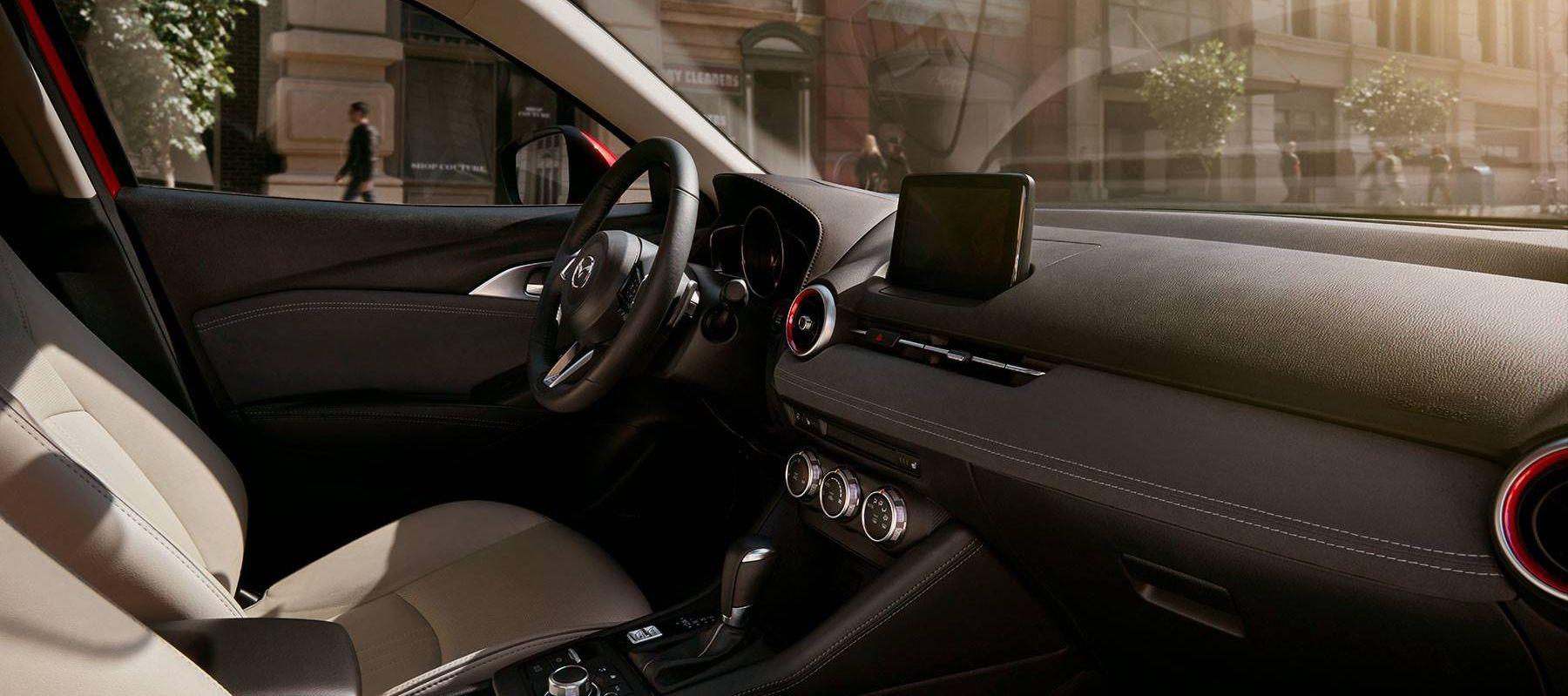 The Elegant Interior of the Mazda CX-3