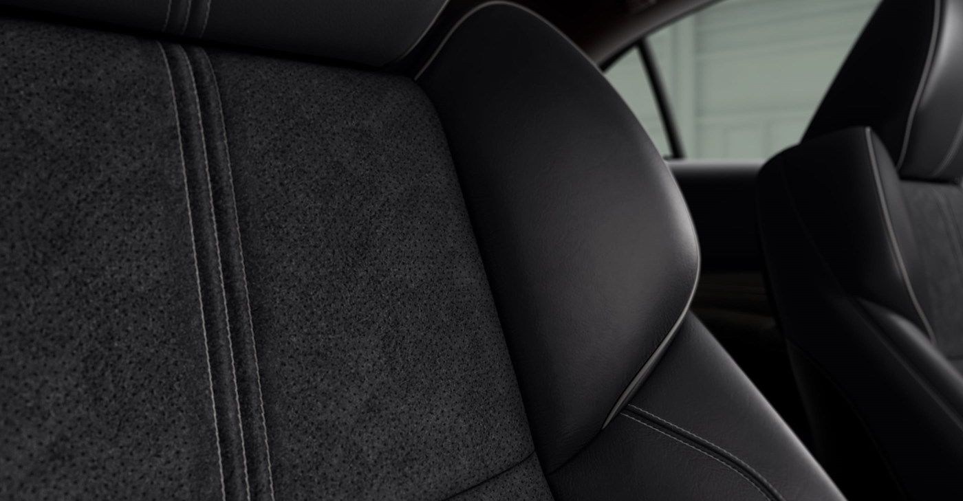 Get Cozy in the TLX!