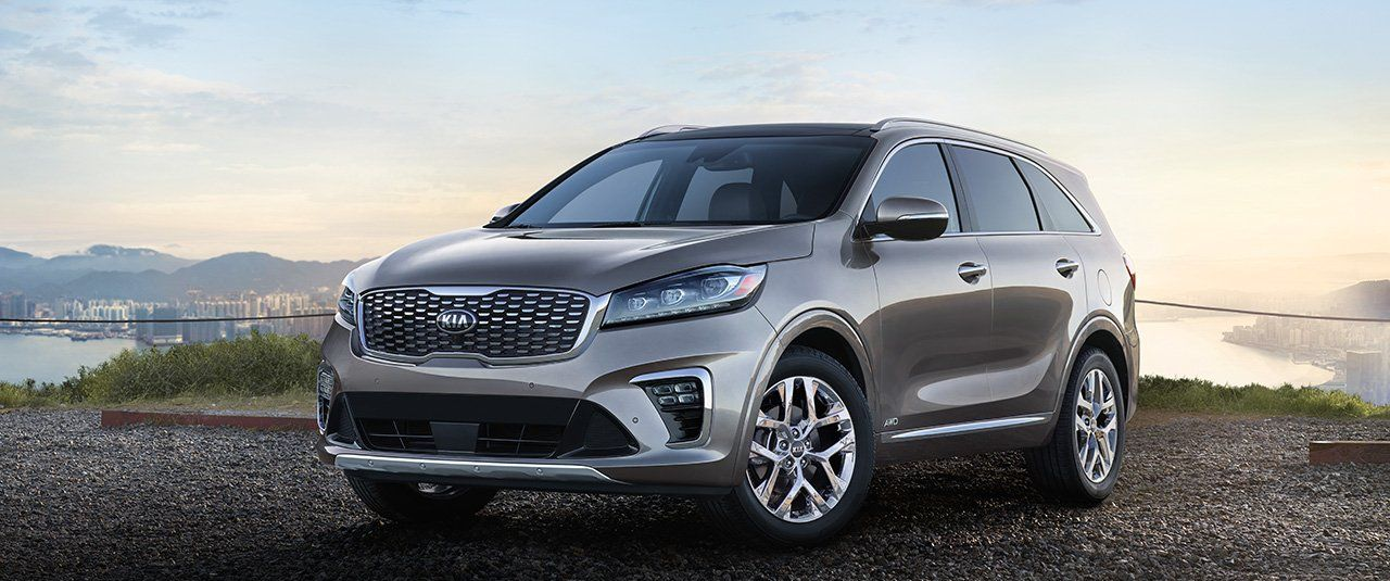 2019 Kia Sorento vs. 2018 Jeep Grand Cherokee near San Diego, CA
