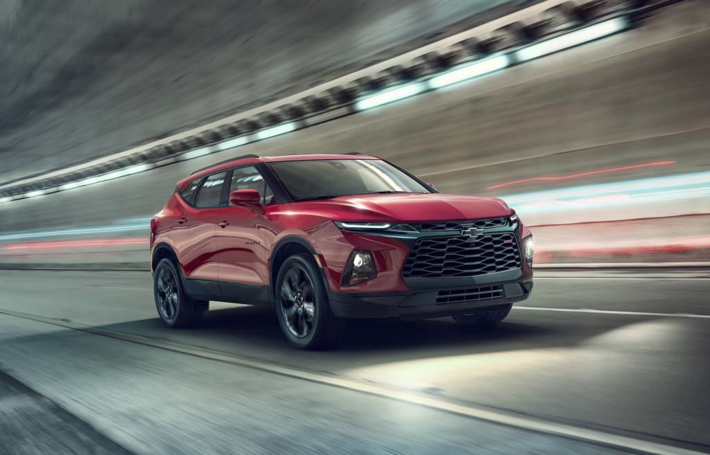 2019 Chevrolet Blazer Coming Soon in Carlsbad, CA