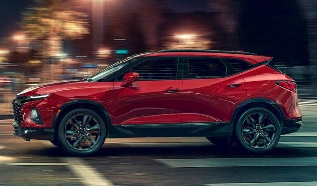 2019 Chevrolet Blazer Coming Soon near North County, CA