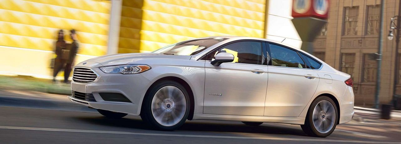 2018 Ford Fusion Financing near Allen, TX