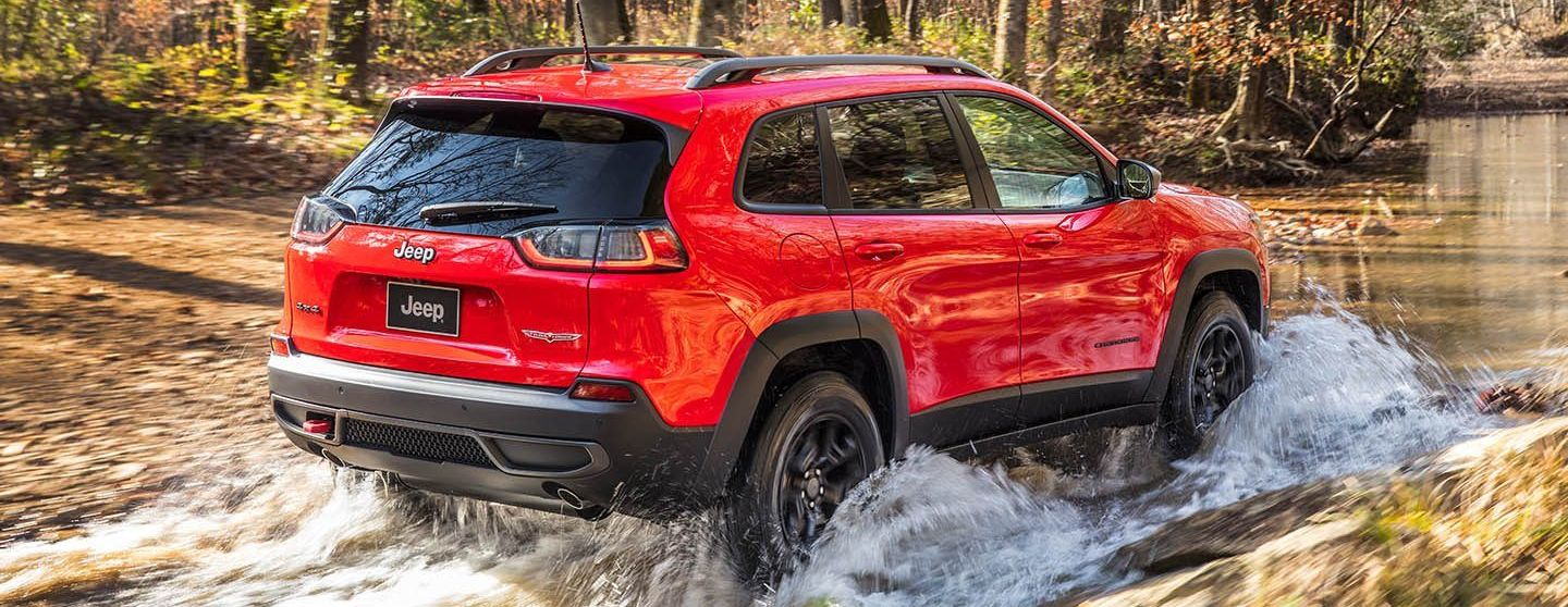 Incredible Capability in Your Cherokee!