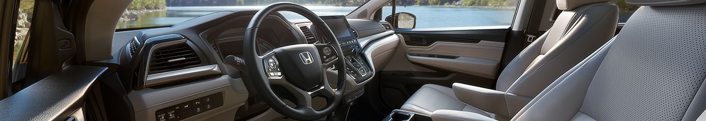 2019 Honda Odyssey Center Console