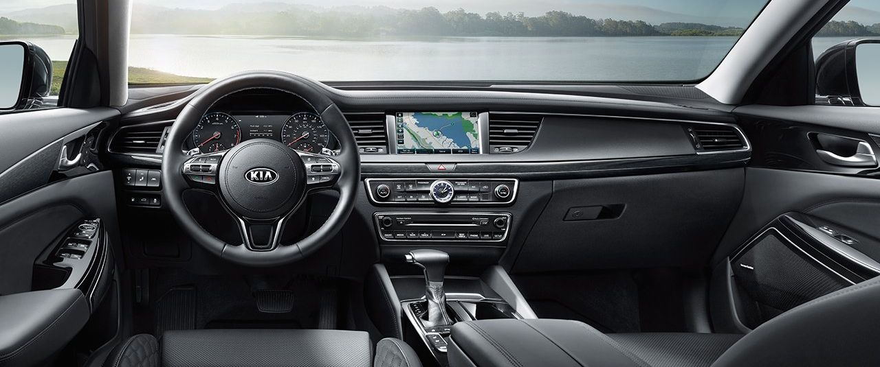 The Cadenza's Striking Interior