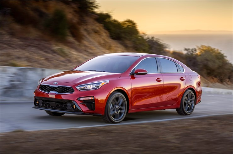 2018 Kia Forte For Sale Near Carlsbad | North County Kia