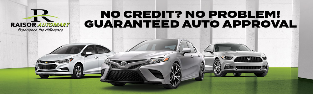 Guaranteed Auto Approval Raisor Automart