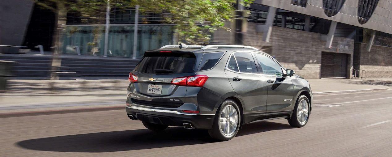 La Chevrolet Equinox 2019 es una camioneta SUV que se adapta a tu estilo de vida