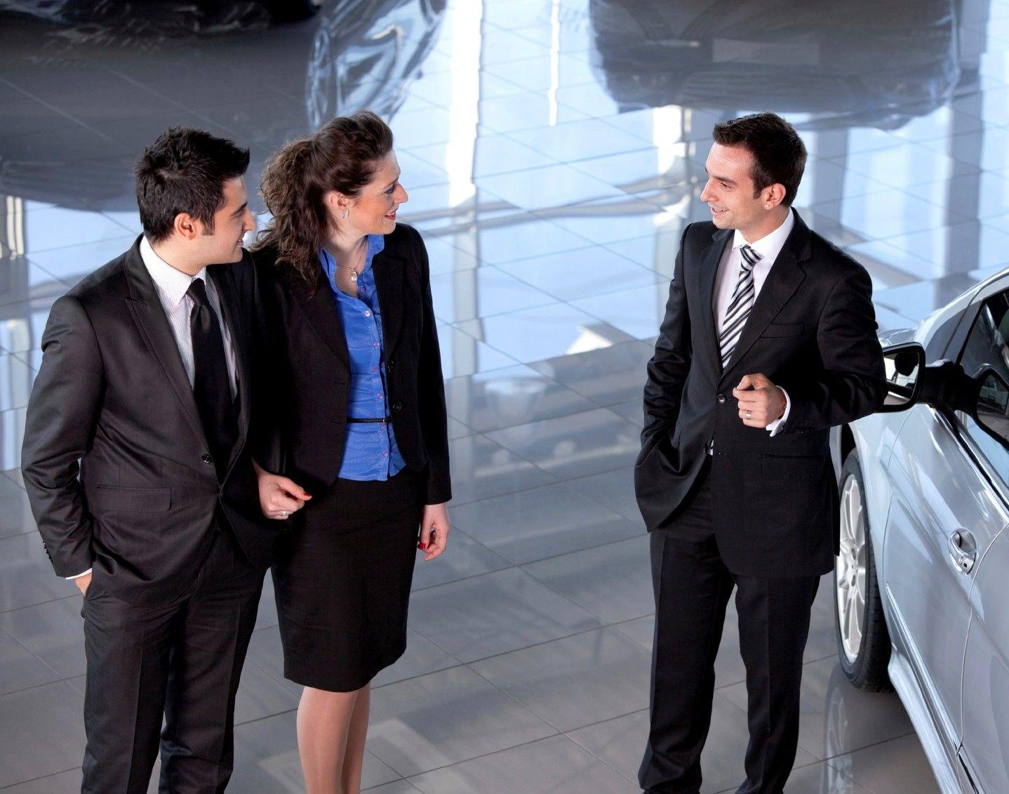 Ven a Pohanka Chevrolet, nuestros amables agentes te pueden presentar todas las opciones