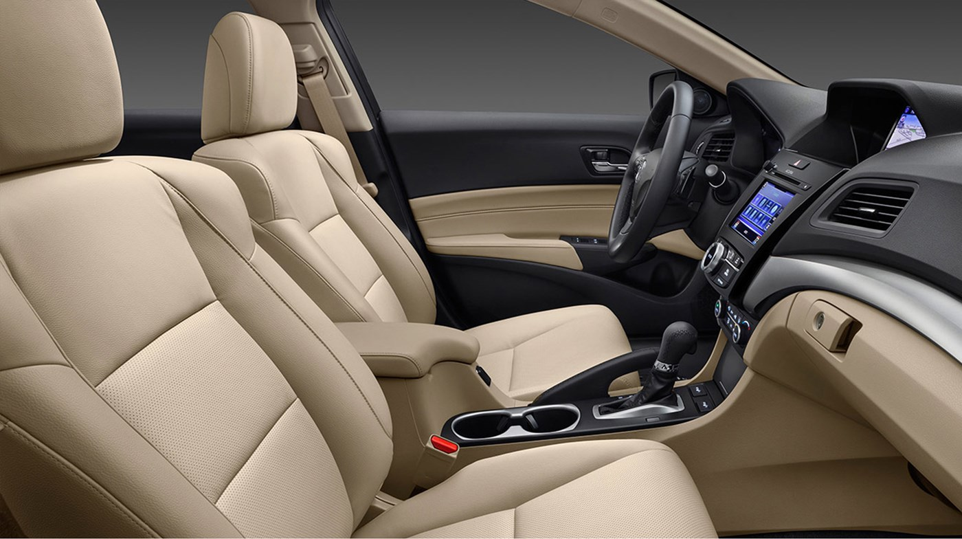 Sit Back And Relax in the 2018 Acura ILX