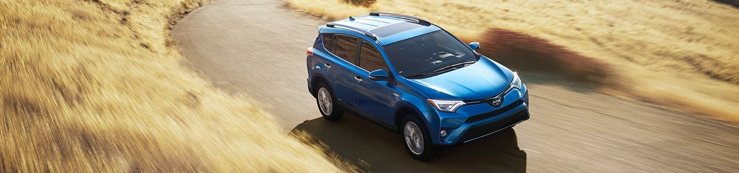 2018 Toyota RAV4 Financing near Brookings, SD