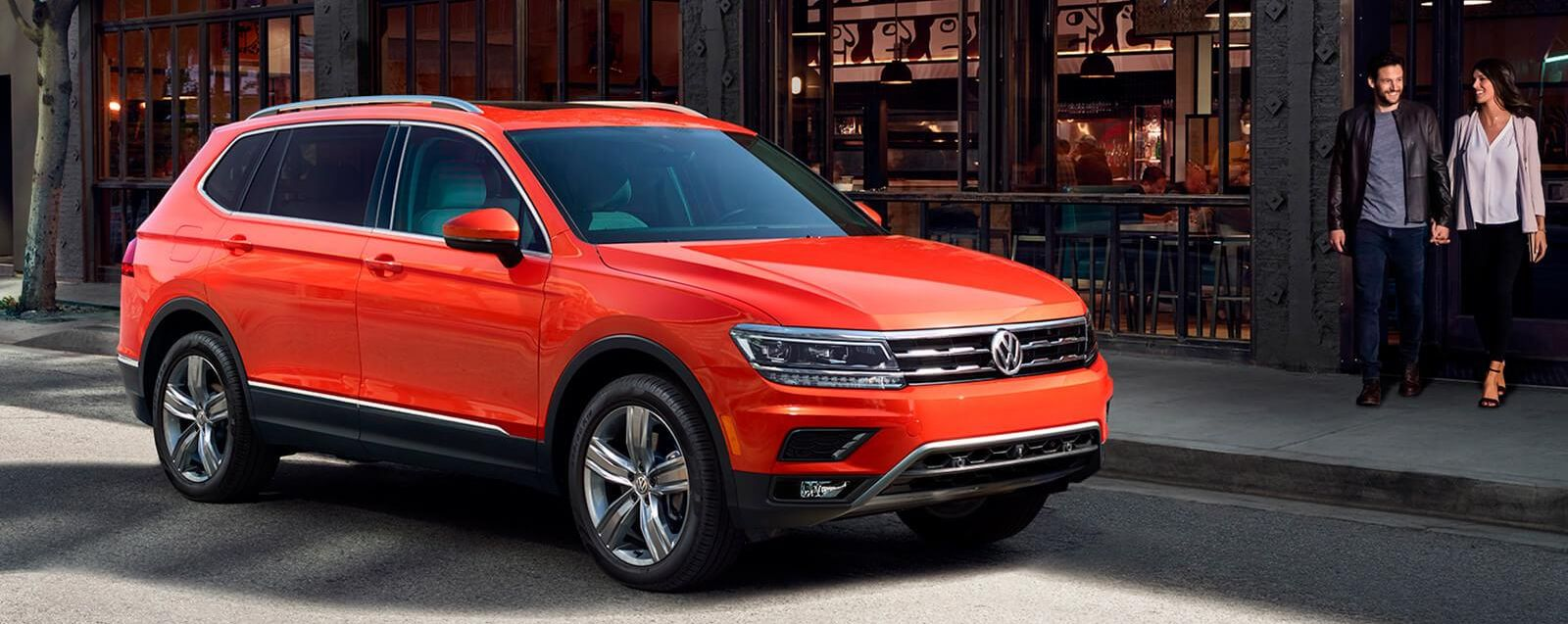Volkswagen Tiguan 2018 para leasing cerca de Washington, DC