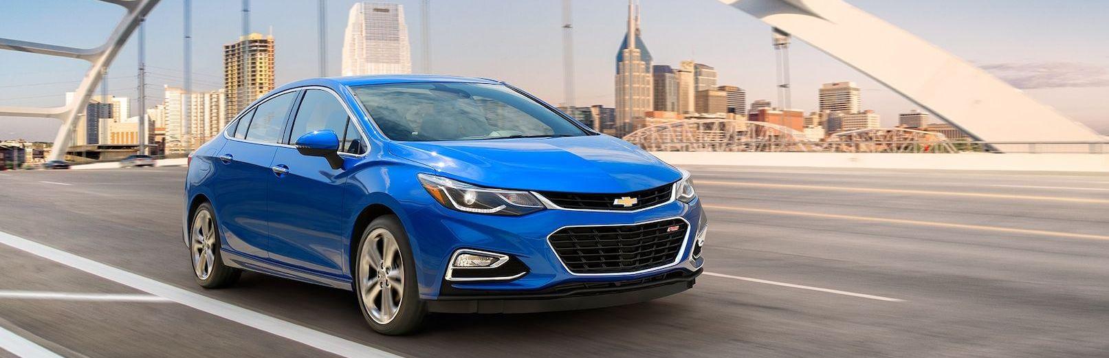 2018 Chevrolet Cruze Financing near Worthington, MD