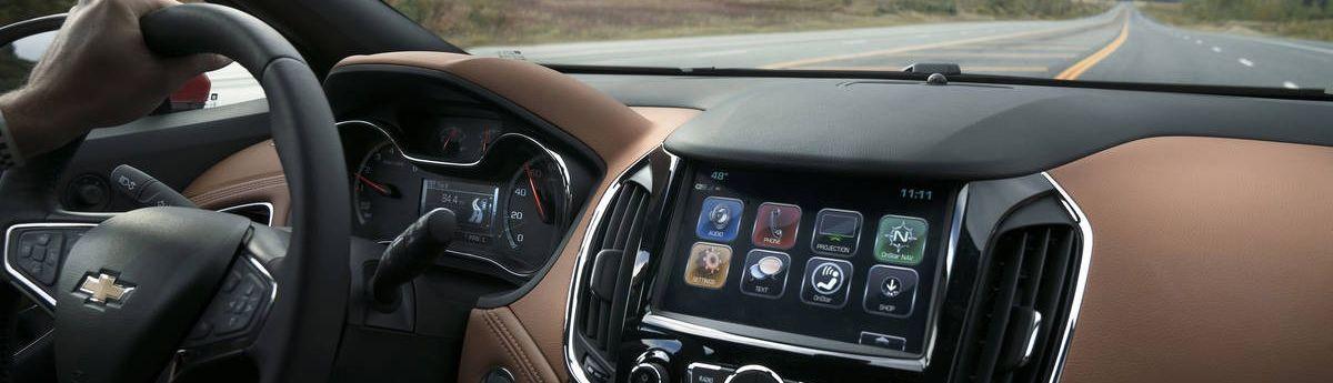 2018 Chevrolet Cruze Instrument Panel
