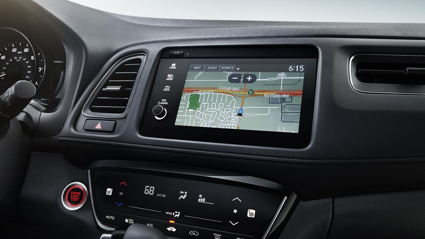 2019 Honda HR-V Console
