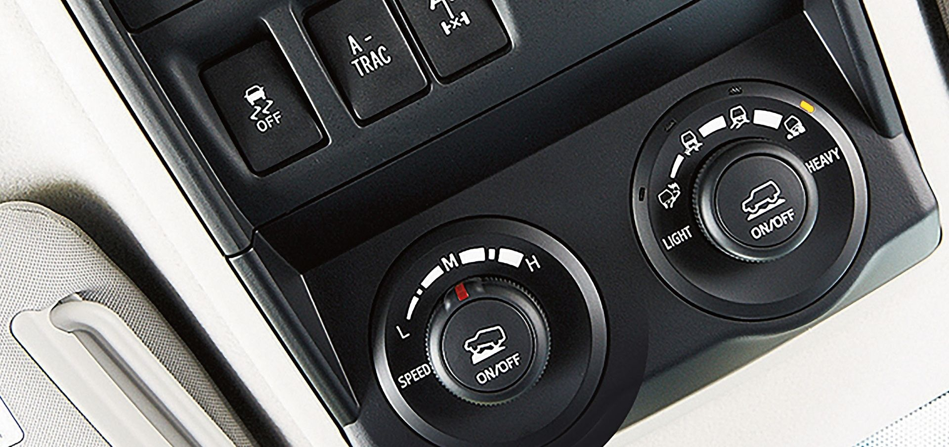 Stay in Control in the Toyota 4Runner