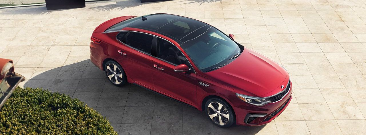 2019 Kia Optima Leasing near Waikiki, HI