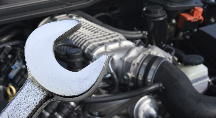 Our Service Professionals Will Take a Look at Your Engine!