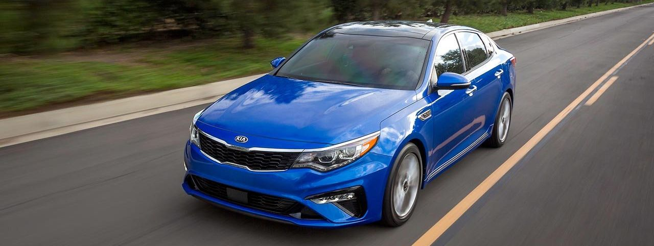 2019 Kia Optima Financing near Council Bluffs, IA