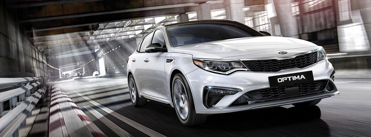 2019 Kia Optima Leasing near Corpus Christi, TX