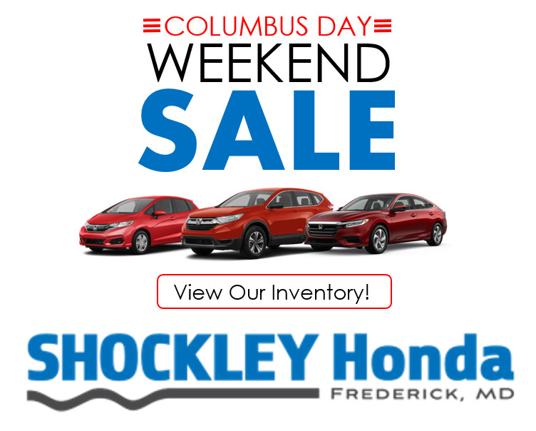 Great Honda Dealer Frederick MD New U0026 Used Cars For Sale Near Baltimore MD    Shockley Honda