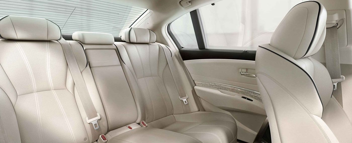Comfort For All in the Acura RLX!