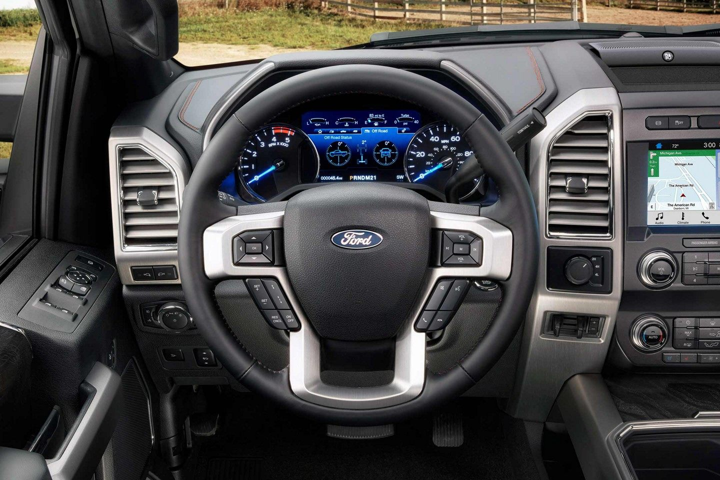 2019 Platinum Interior