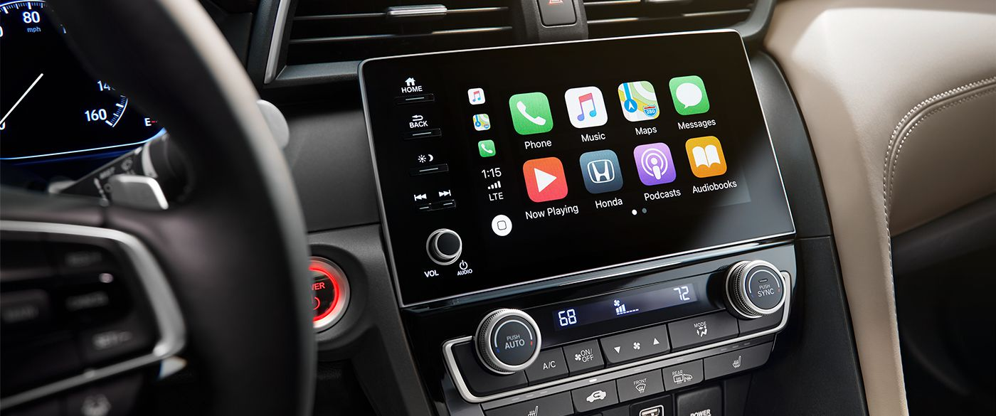 Apple CarPlay™ en el Insight