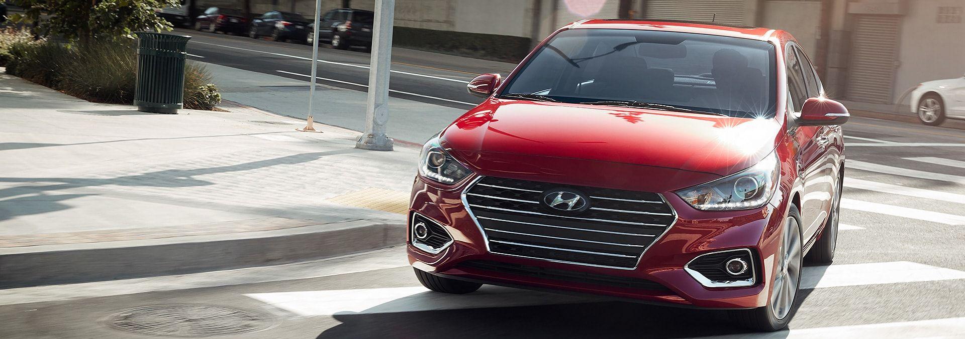 2019 Hyundai Accent Leasing near College Park, MD