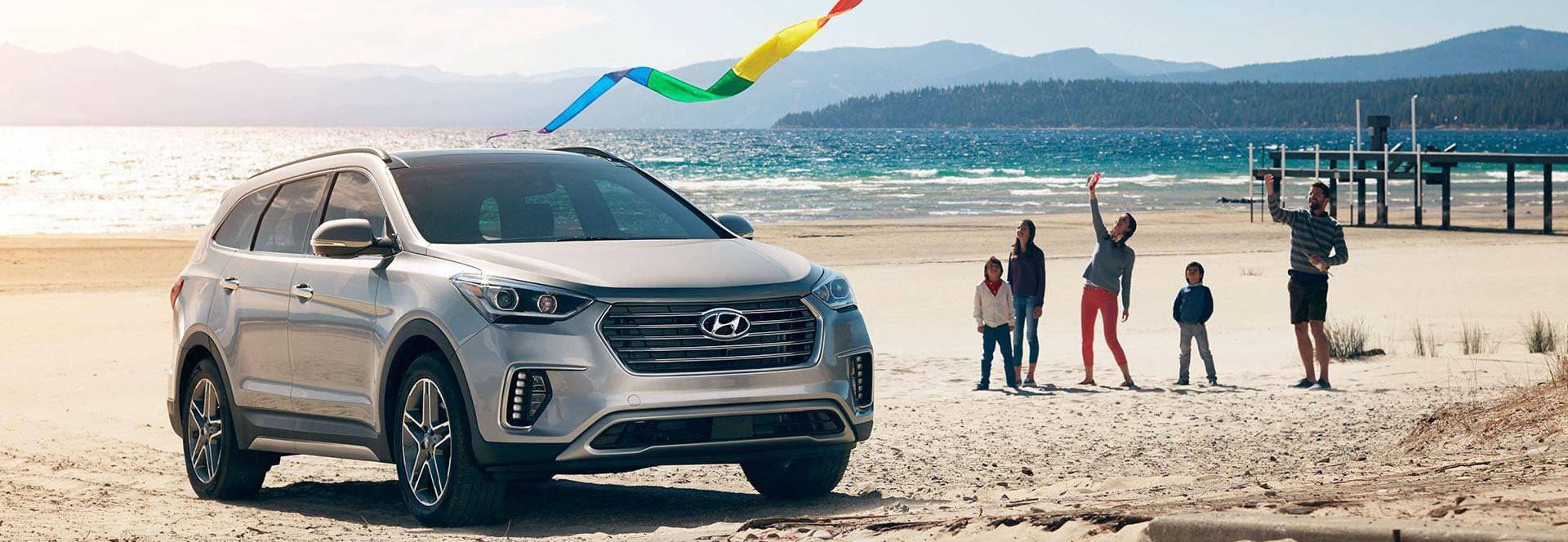 2019 Hyundai Santa Fe XL for Lease near Washington, DC
