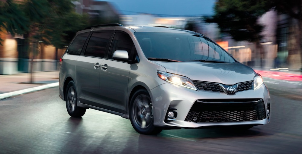 2019 Toyota Sienna available in Morristown