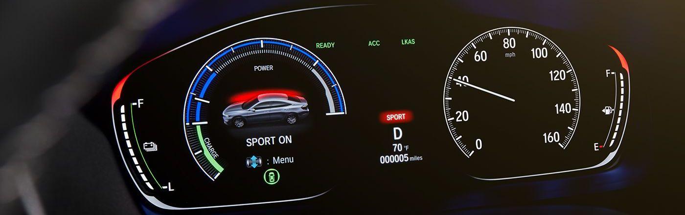 Intelligent Performance of the Honda Insight