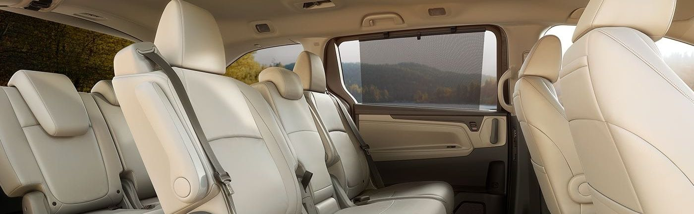 Comfort Surrounds You in the 2019 Odyssey