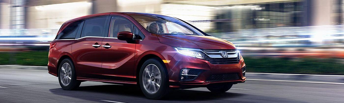 2019 Honda Odyssey Leasing near Clinton, MD