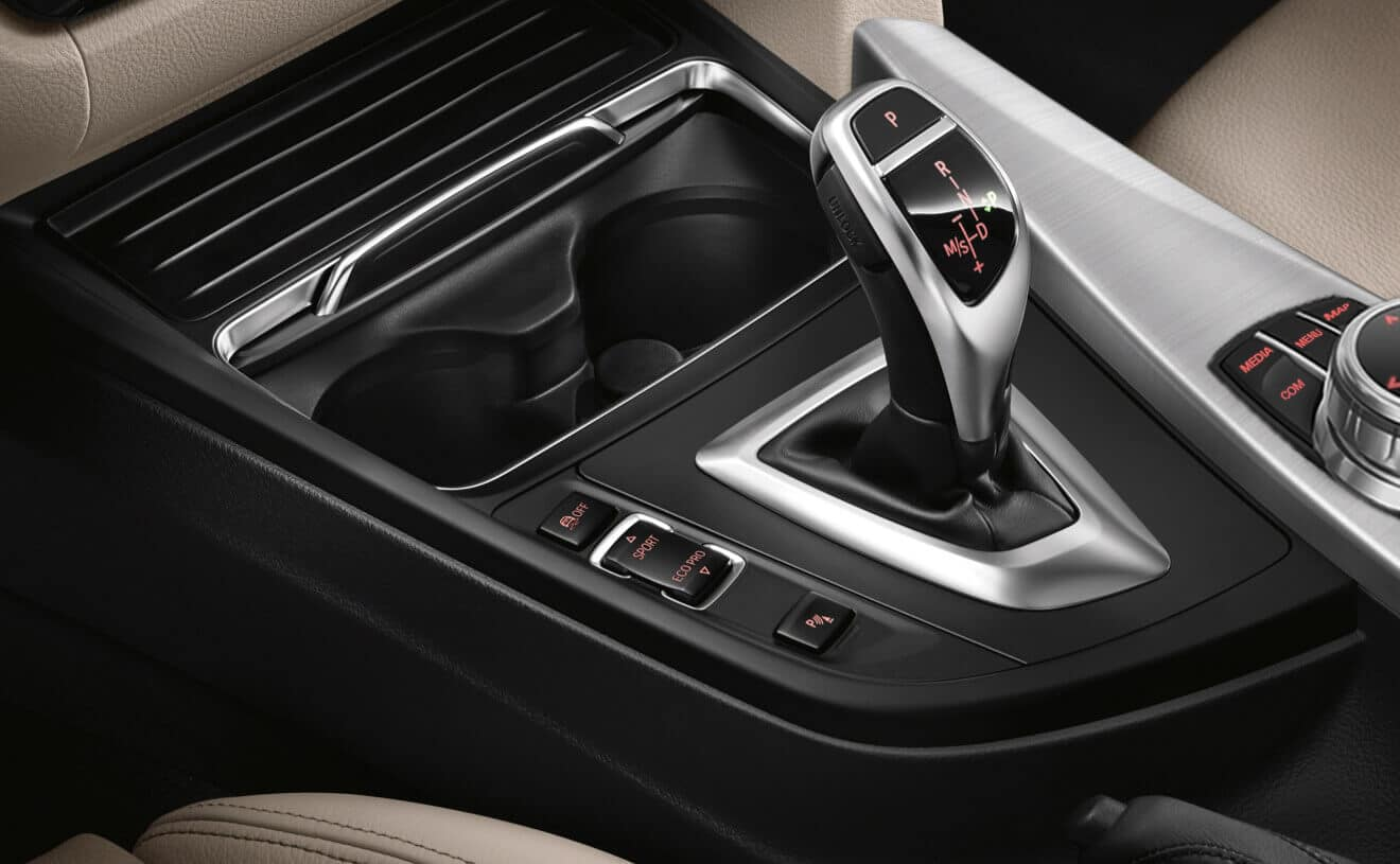 Intuitive Amenities in the Interior!