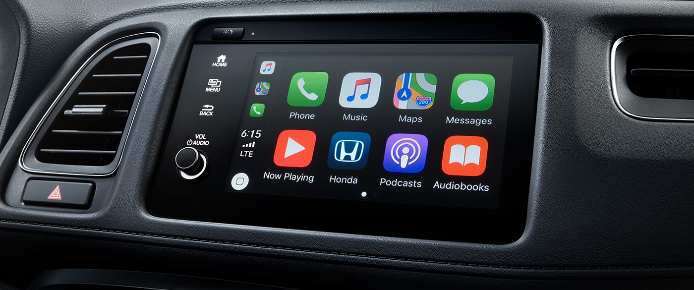 2019 HR-V Technology Features