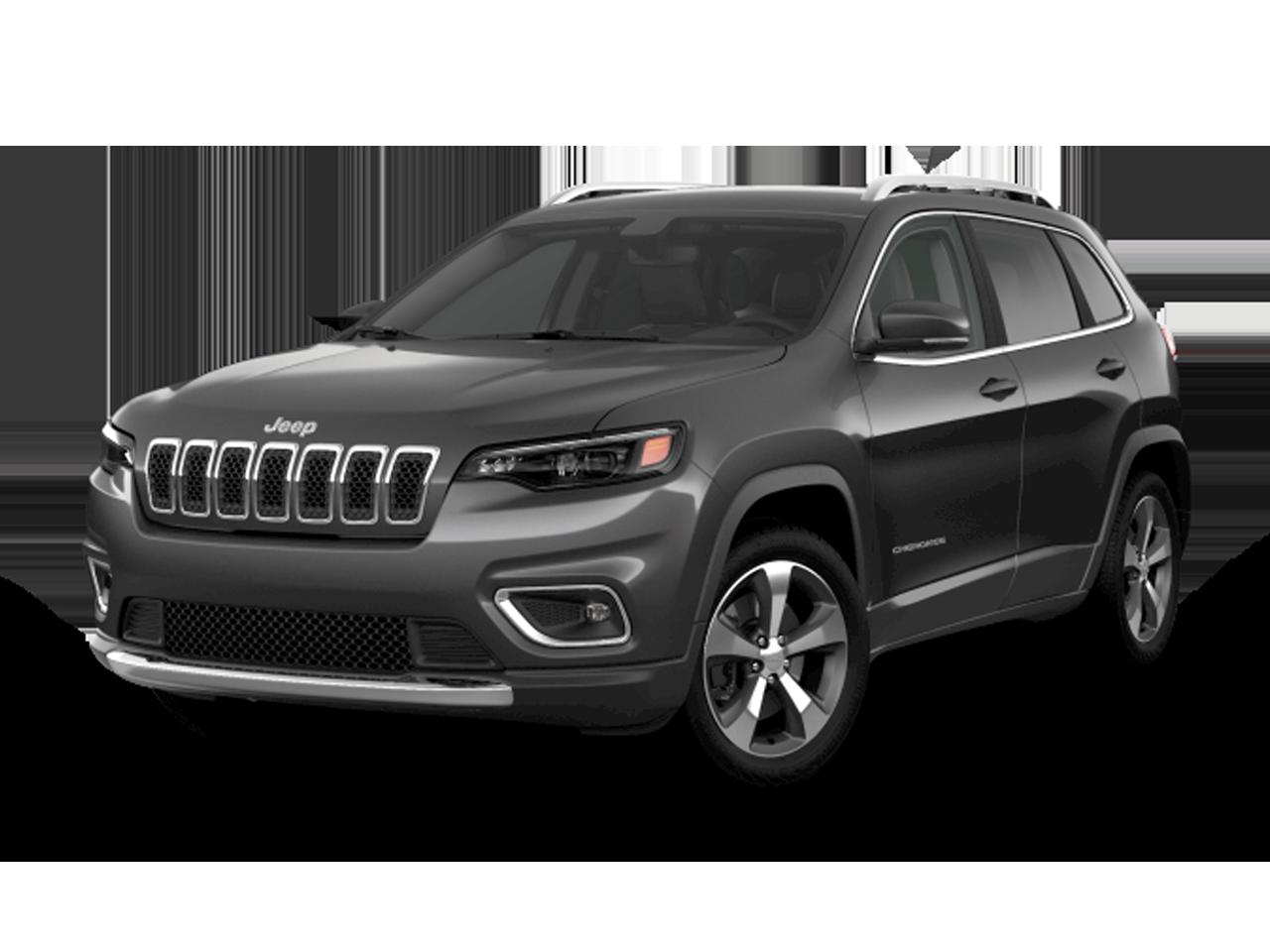 2019- Jeep- Cherokee